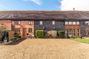 The Hayloft, Upper Hall, Hampton Lovett, Droitwich Spa, Worcestershire, WR9 0PA.