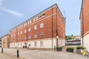 Apartment 11, Waters Reach, Armstrong Drive, #Worcestershire, WR1 2GH.